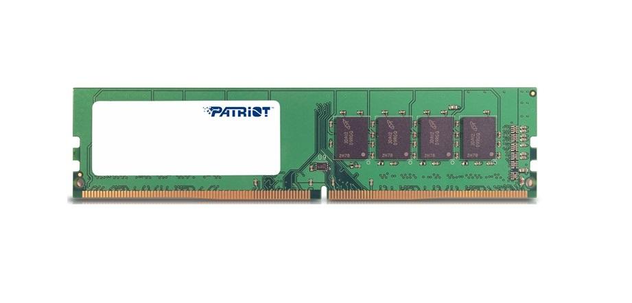 4GB DDR4-2133MHz Patriot CL15 SR