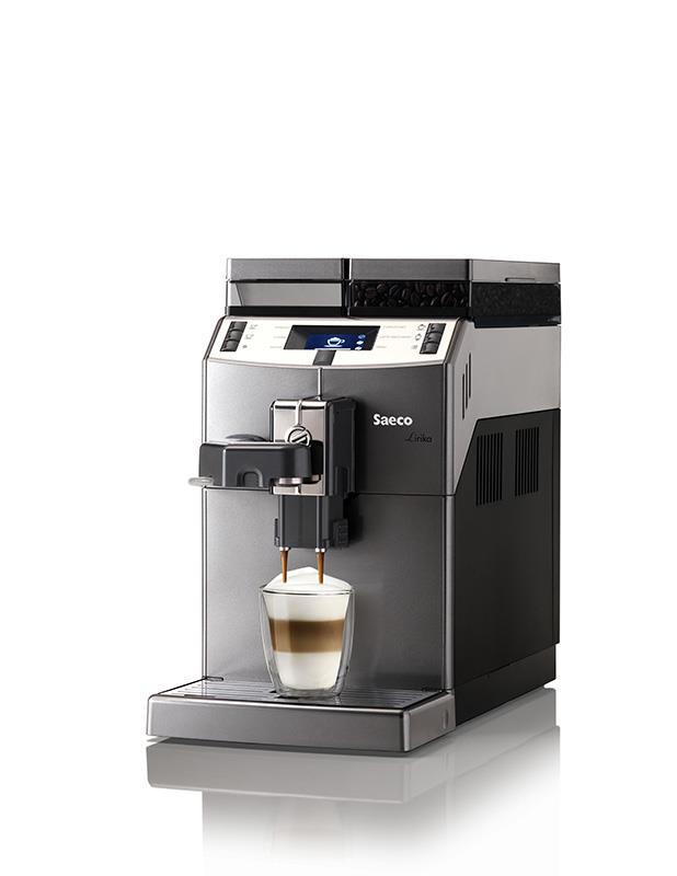 Saeco RI9851/01 Lirka One Touch Cappuccino kávovar
