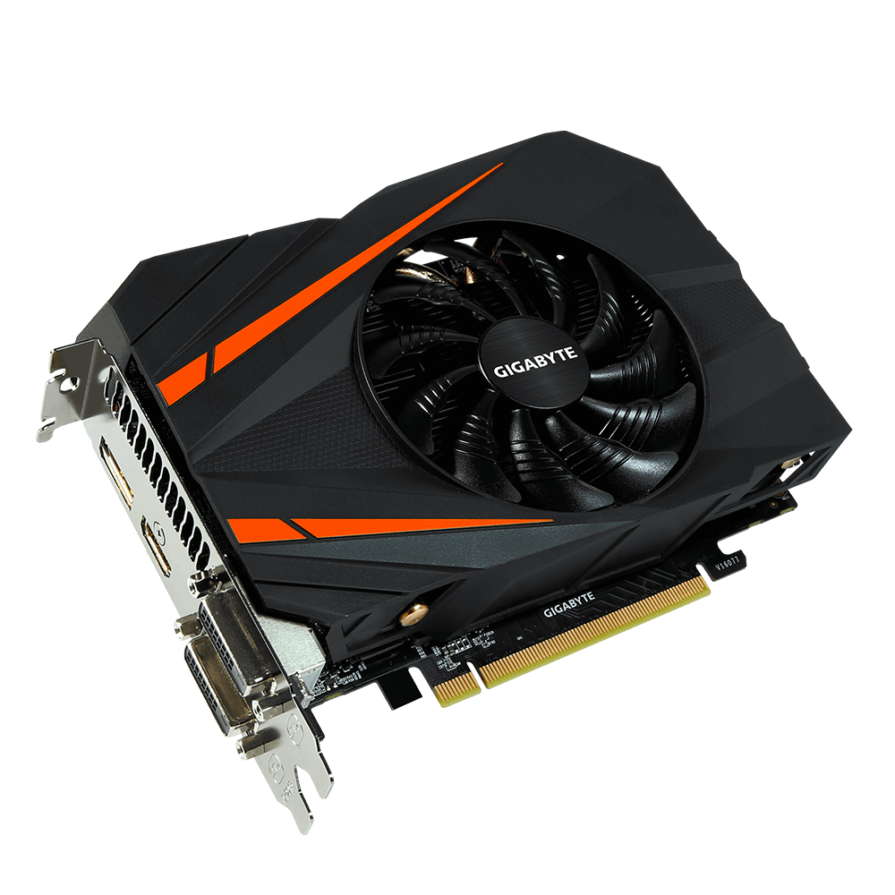 GIGABYTE GeForce® GTX 1060 Mini ITX OC 3G