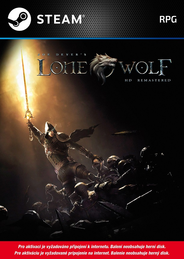 Joe Devers Lone Wolf HD Remastered