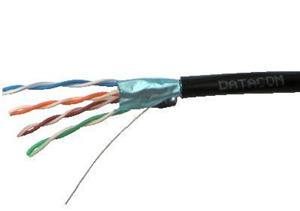 DATACOM FTP drát CAT5E 100m OUTDOOR