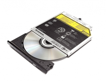ThinkPad Ultrabay 9.5mm DVD Burner