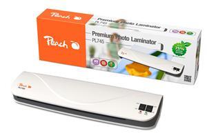 PEACH laminovačka Premium Photo Laminator PL745, A3, 125mic, i pro studenou laminaci