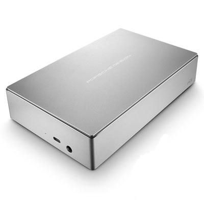 Ext. HDD LaCie Porsche Design Desktop 6TB USB 3.1