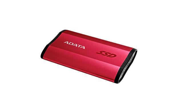 ADATA externí SSD SE730 250GB R/W až 500MB/s červený