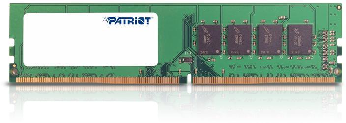 8GB DDR4-2133MHz Patriot CL15 SR
