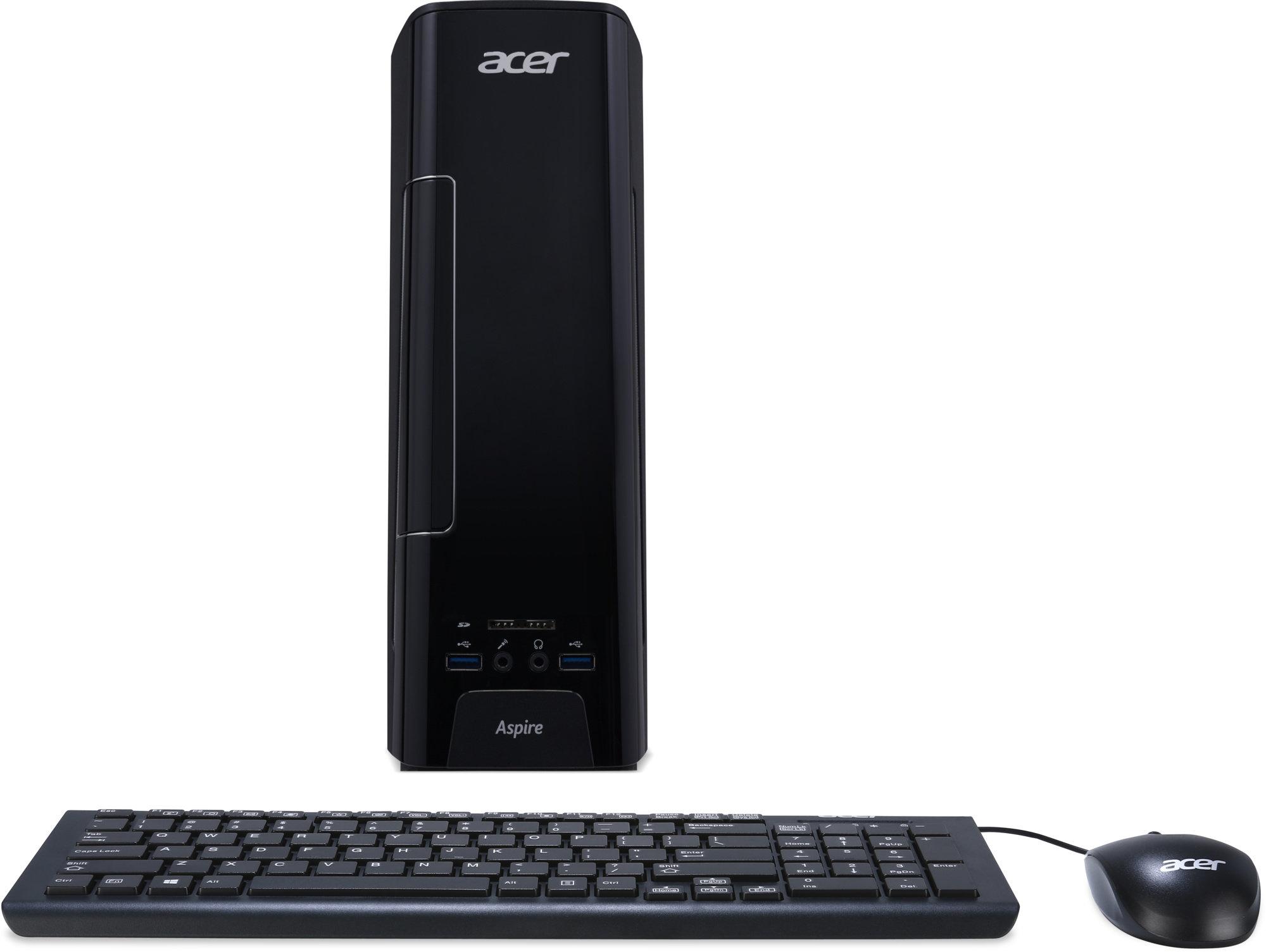 Acer Aspire XC-730 Intel Pentium J4205 /4GB/1TB/DVDRW/W10 Home