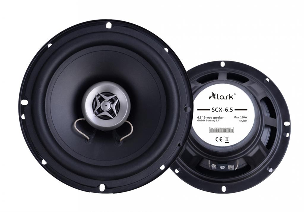 Lark 6,5'' COAXIAL 2-WAY car speaker