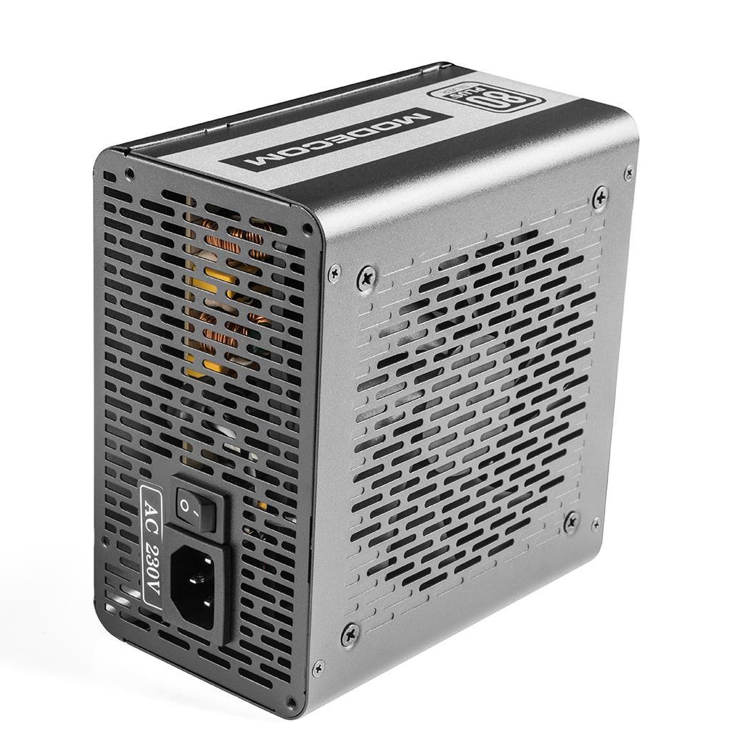 MODECOM Power Suply MC-600-S88 120mm FAN 600W ATX
