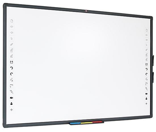 SET: Avtek TT-BOARD 80 + ViewSonic PJD5353Ls + WallMount 1200