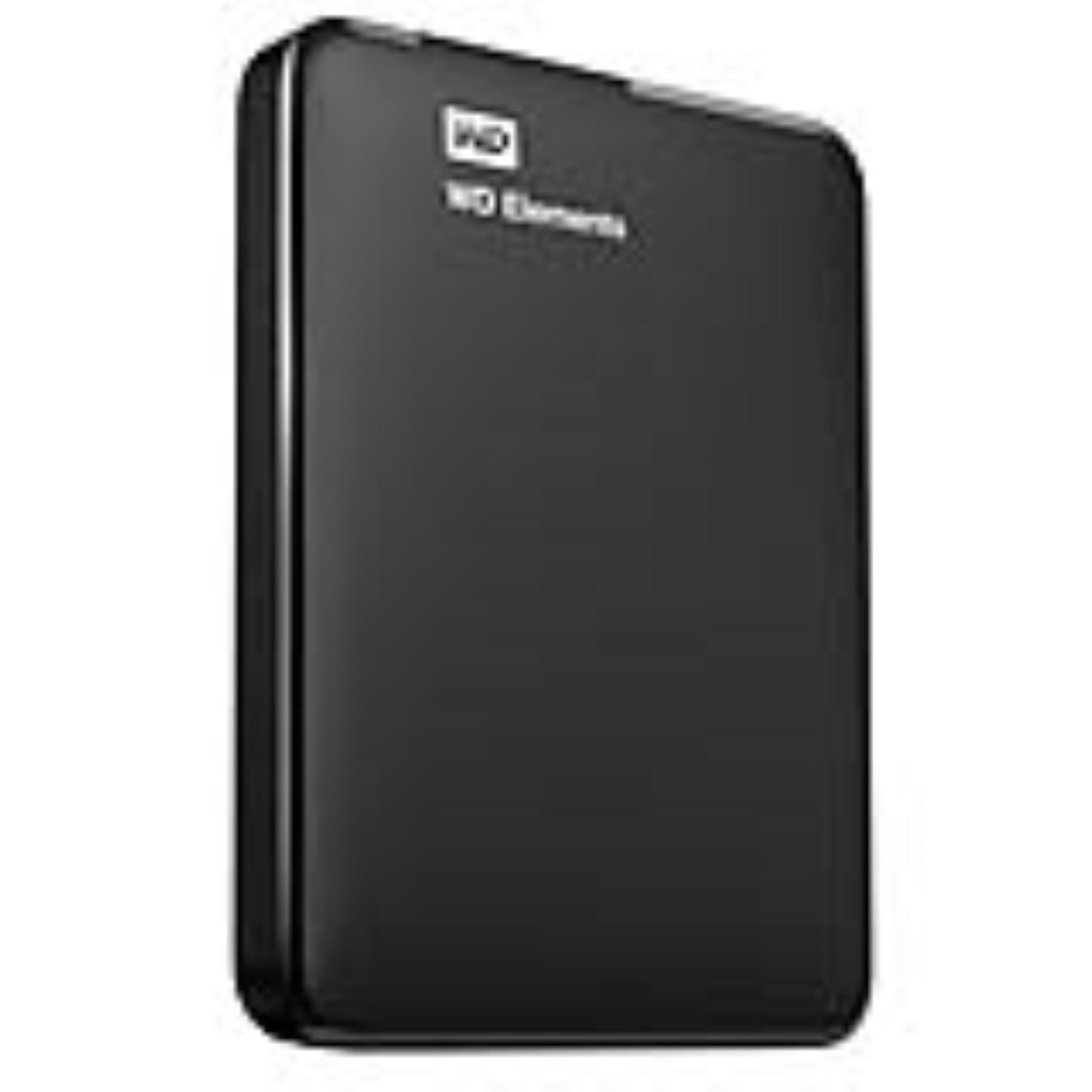 "WD Elements Portable 2TB Ext. 2.5"" USB3.0, Black"