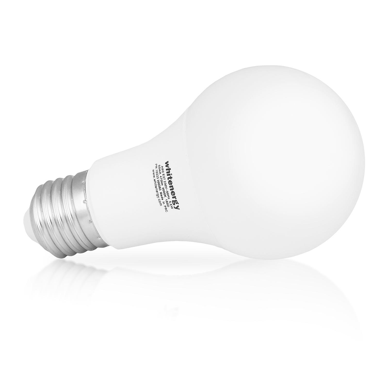 Whitenergy LED žárovka | E27 | 10 SMD2835 | 5W | 230V tepla bílá | A60