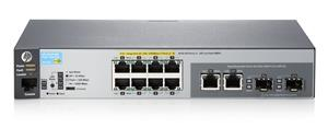 Aruba 2530 8G PoE+ Switch
