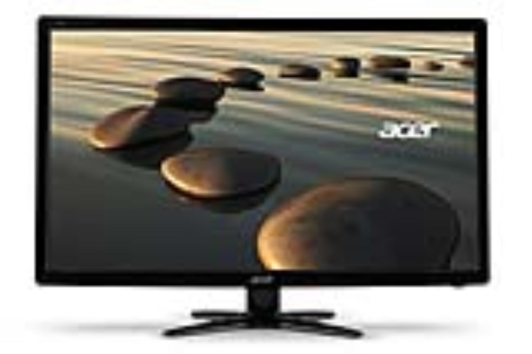 "Acer LCD GN246HLBbid, 61cm (24"") LED 144Hz, 1920 x 1080, 100M:1, 1ms, DVI, HDMI, Black, 3D monitor with NVIDIA"