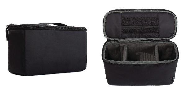 Crumpler The Inlay Zip Pouch M - black