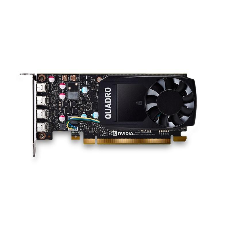PNY Quadro P600 2GB (128) 4xmDP (DVI)