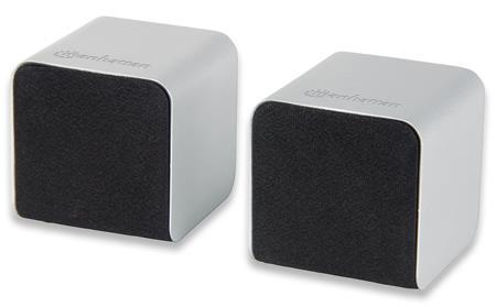 MANHATTAN Reproduktory 2.0 Lyric Duo, Bluetooth, Lithium Polymer Battery