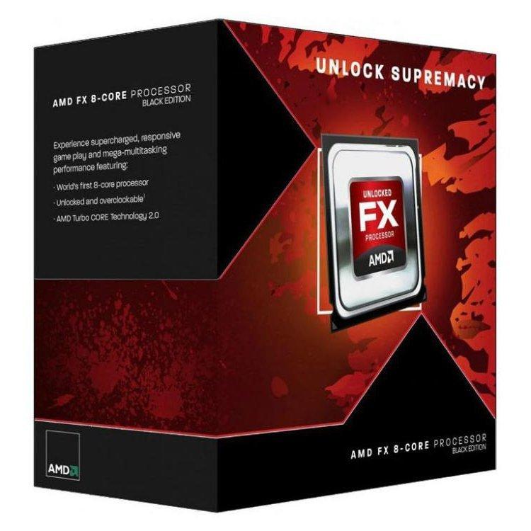 CPU AMD FX-8300 8core Box (3,3GHz, 16MB)