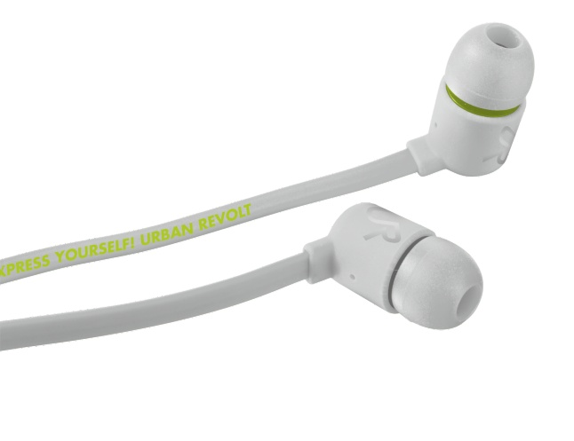 sluchátka do uší TRUST Duga In-ear-white