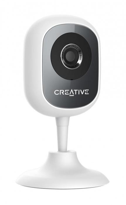 CREATIVE IP kamera Smart HD, bílá