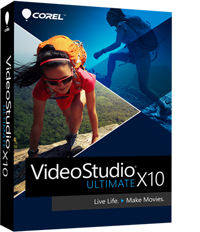 VideoStudio Pro X10 Ultimate ML EU