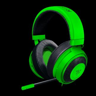Gaming headset Razer Kraken Pro V2 Green Oval