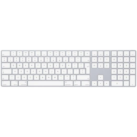 Magic Keyboard s numerickou klávesnicí - IE