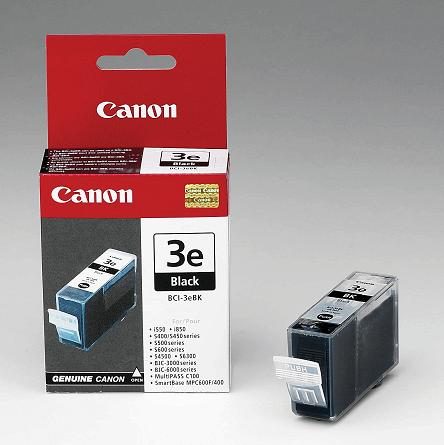 Canon cartridge BCI-3E Bk Black (BCI3EBK)