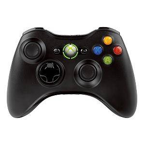 Xbox 360 Wireless Controller Black