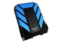 """ADATA Externí HDD 1TB 2,5"""" USB 3.0 DashDrive™ Durable HD710, modrý (gumový, vodě/nárazu odolný)"""
