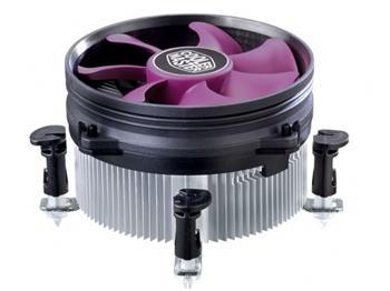 CoolerMaster chladič X Dream i117, 1150/1155/1156/775, low profile, silent 19dBA