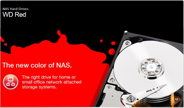 WD RED NAS WD30EFRX 3TB SATA/600