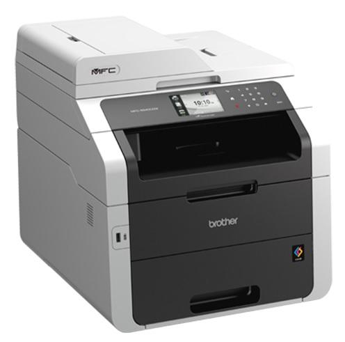 Brother MFC-9340CDW, A4,22 str/22 str.,DADF,LED tiskárna,kopírka,skener,fax,síť,WiFi,duplex, čelní USB
