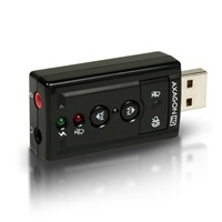 AXAGON - ADA-25 USB2.0 - HQ audio adapter 96kHz S/PDIF output