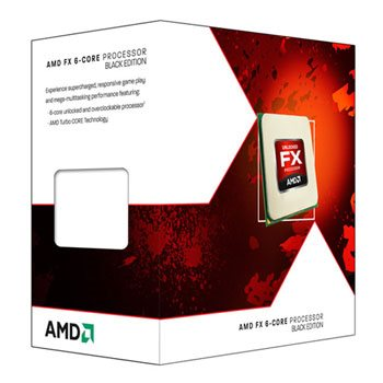 AMD FX-6350 VISHERA (6core, 3.9GHz, 14MB, socket AM3+, 125W ) Box