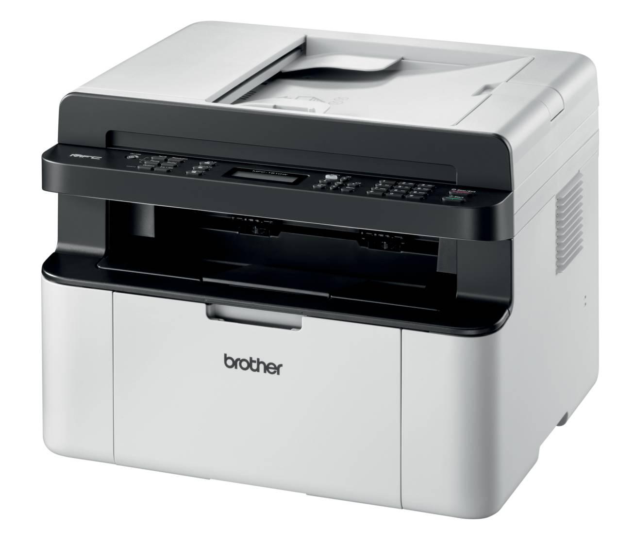 Brother MFC-1910WE tiskárna GDI/kopírka/skener/fax, USB, WiFi, ADF
