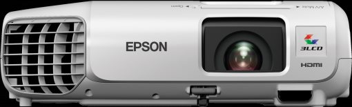 EPSON projektor EB-X27, 1024x768, 2700ANSI, 10.000:1, HDMI, USB 3-in-1, LAN, REPRO 5W,iProjection