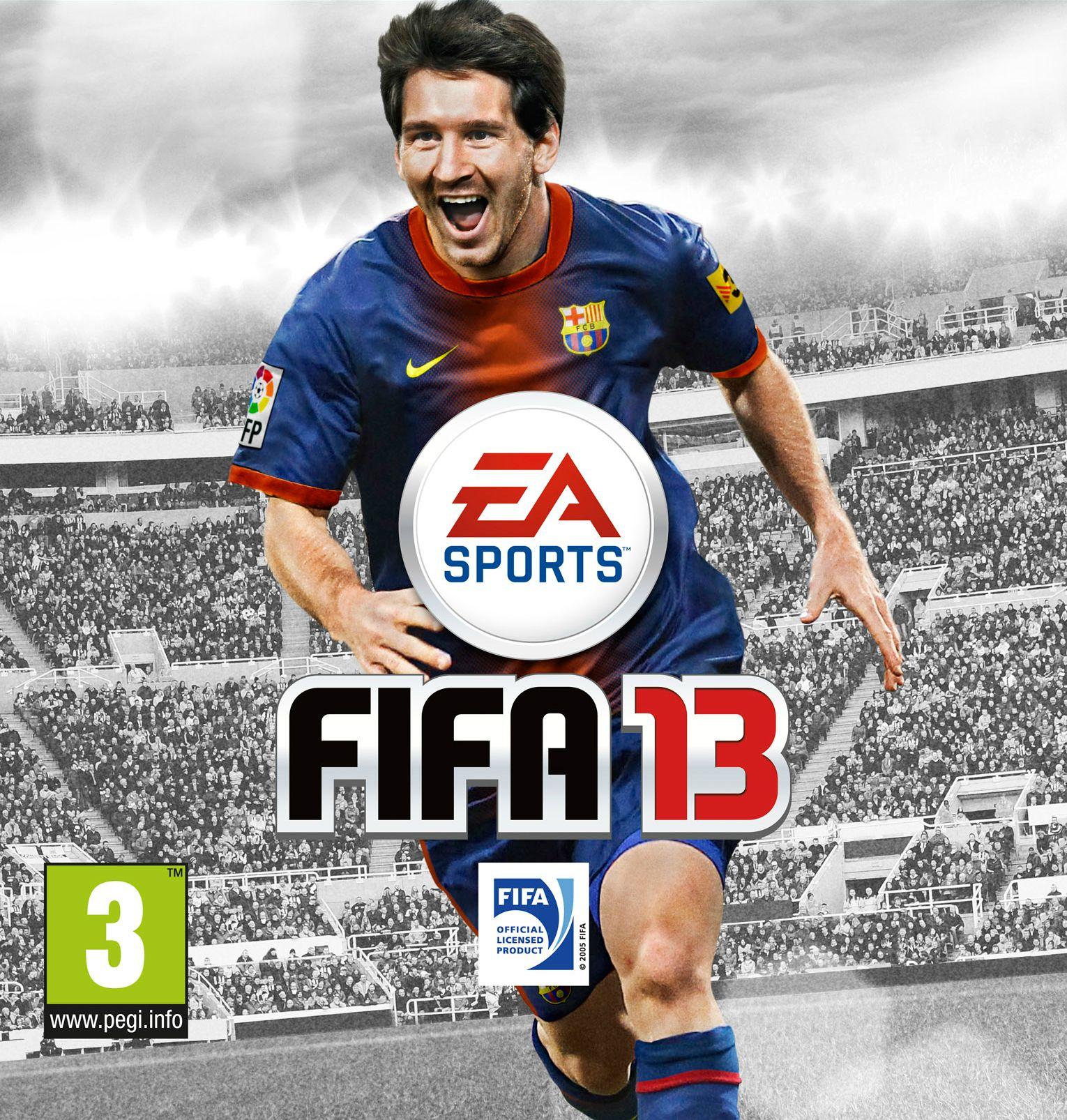 Electronic Arts XBox 360 hra FIFA 13