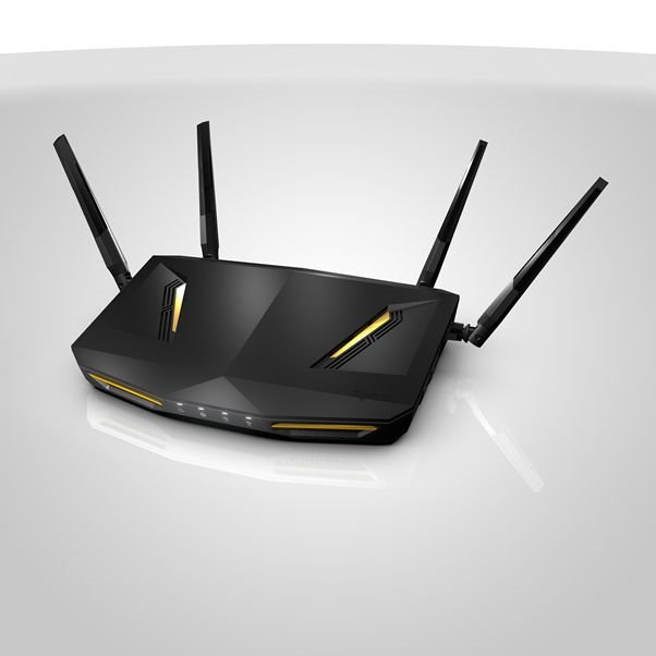 Zyxel NBG6817 ARMOR Z2, Simultaneous Dual-Band MU-MIMO Wireless AC2600 Media Router, 802.11ac (800Mbps/2.4GHz+1733Mbps/5