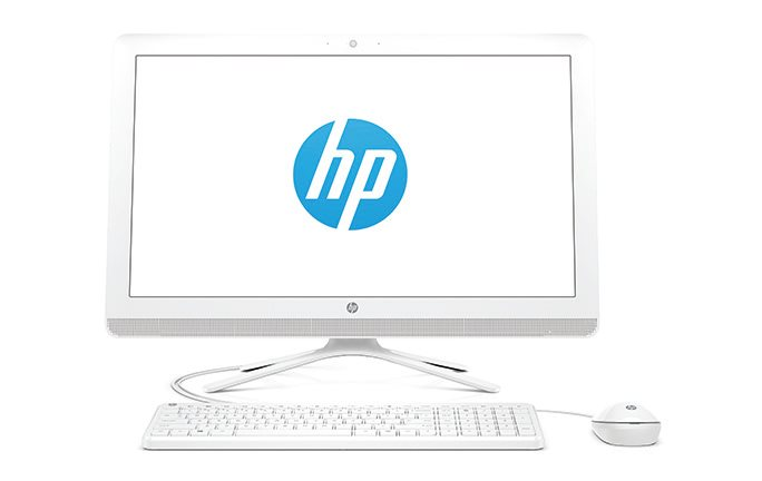 "HP PC AiO All-in-One 24-g000nc 23,8"" FHD IPS AG LED,Inte i3-6100U,4GB DDR4,1TB/7200,DVDRW,WiFi,USBkey+mou,UMA,Win10"