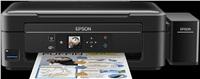 EPSON tiskárna ink L486 MFZ, CIS, A4, 33ppm, 4ink, USB,TANK SYSTEM,MULTIFUNKCE