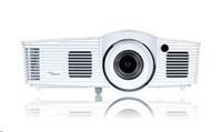 Optoma projektor DU400 (DLP, Full 3D, WUXGA, 4000, 15000:1, HDMI, HML, 10W speaker)