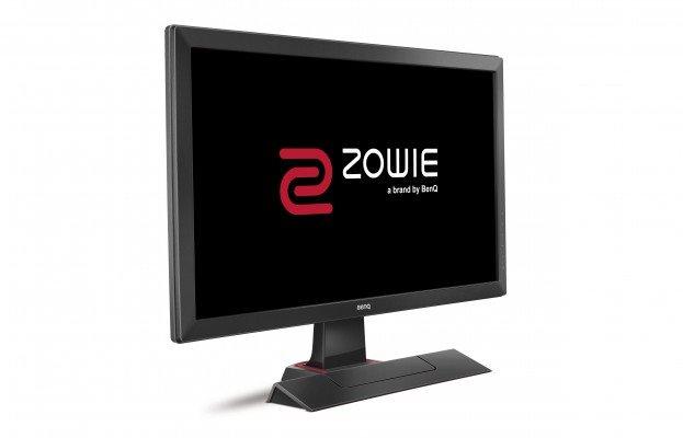 "Zowie by BenQ LCD RL2455 DARK GREY 24""W/TN LED/1920x1080/FHD/12M:1/2 ms/DVI/2xHDMI/repro/Flicker-free"