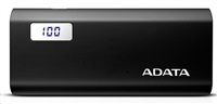 ADATA PowerBank P12500D - externí baterie pro mobil/tablet 12500mAh, 2,1A, černá