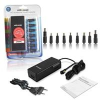 Whitenergy 90W Univerzální AC adaptér 10 koncovek USB