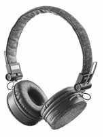 URBAN REVOLT Bezdrátová sluchátka Fyber Bluetooth Wireless Headphones (bezdrátová, nabíjecí, bluetooth)