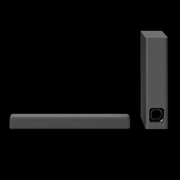 SONY HT-MT300 Kompaktní 2.1k zvukový projektor s Bluetooth®