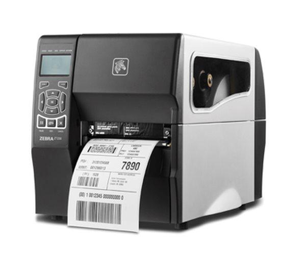 ZEBRA ZT230t průmyslová tiskárna, 203dpi, RS-232, USB, LAN, ZPL , TT
