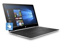NTB HP Pavilion 15 x360-br009nc 15.6 BV FHD LED, Intel i5-7200U,8GB,1TB/5400+128GB SSD,Rad 530/2GB,TPM,Win10 - silver