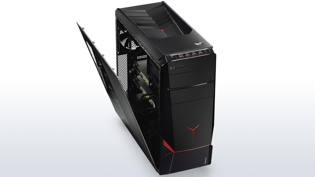 Lenovo IdeaCentre Y900 i5-7600K 4,20GHz/16GB/SSD 128GB + HDD 1TB/GeForce 8GB/DVD-RW/WIN10 90DD00EQMK